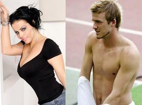 Xuân Lan không có con với David Beckham