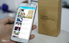 giá Galaxy S5