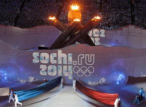 lễ khai mạc olympic sochi