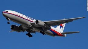 máy bay Malaysia mất tích
