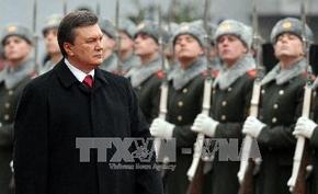 Tổng thống Yanukovych