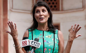 Đại sứ Mỹ tại LHQ có thể tranh cử Tổng thống năm 2024 - ảnh 1