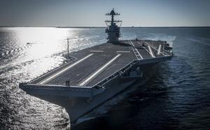 Nếu xảy ra đại chiến với Nga-TQ, hải quân Mỹ có nguy cơ đánh rơi chìa khóa quan trọng - ảnh 1