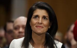 CNN: Bà Nikki Haley từ chức Đại sứ Mỹ tại LHQ để… kiếm tiền trả nợ?