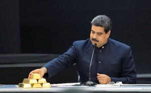 Nhà vận động chính trị: Anh quyết giữ chặt 14 tấn vàng của Venezuela do Mỹ xúi giục?