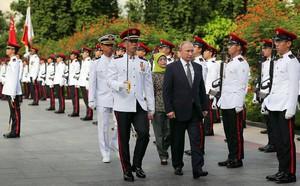 Tổng tống Putin tiết lộ hai hiệp ước sẽ bàn với người đồng cấp Mỹ Trump - ảnh 1