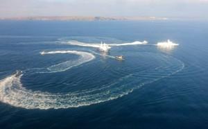 NATO cảnh báo Nga chờ hậu quả sau vụ bắt giữ tàu Ukraine