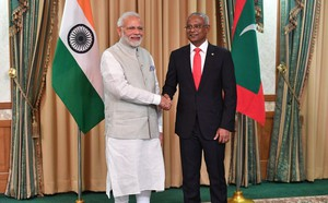 Ấn Độ xây 44 tuyến đường chiến lược dọc biên giới với Trung Quốc - ảnh 1