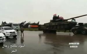 Đặc nhiệm Hổ Syria khiến phiến quân khiếp sợ bỗng lặng tiếng: Rình tung cú vồ mồi sấm sét? - ảnh 3