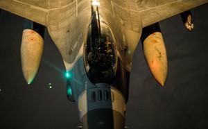 Saudi Arabia đánh chặn tên lửa của phiến quân Houthi