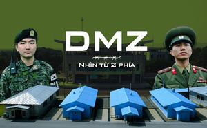 Cận cảnh Triều Tiên dùng thuốc nổ 'thổi bay' 10 trạm gác ở DMZ