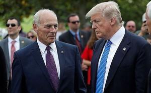 Tổng thống Trump đang bất đồng sâu sắc với Bộ trưởng Mattis?