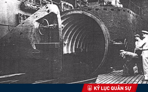 Cuộc chiến tàu ngầm Nga - Mỹ - ảnh 2