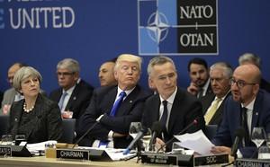 TT Trump đòi NATO tăng chi tiêu, báo Nga giễu cợt: Bỏ 10.000 USD mua nắp toilet như QĐ Mỹ? - ảnh 1