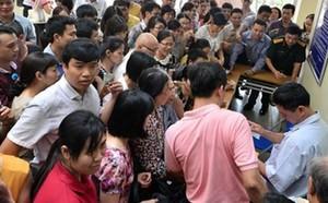 Trường Lương Thế Vinh đột ngột thay đổi điểm chuẩn vào lớp 6, nhiều phụ huynh bức xúc - ảnh 1