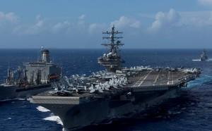 """Trung Quốc kêu gọi Mỹ """"bình tĩnh"""" để giải quyết xung đột thương mại - ảnh 1"""