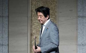 Ông Abe trở thành Thủ tướng Nhật Bản nhiệm kỳ tiếp theo