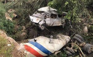 Vụ tai nạn 13 người chết: Vợ muốn nắm tay chồng đang nguy kịch để có sức mạnh vượt qua - ảnh 2