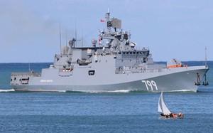 """Biển Đen """"nóng rẫy"""" vì vụ tàu Nga nã đạn vào tàu Ukraine, TT Trump phản ứng ra sao?"""