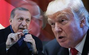 Ngoại giao bất thành, quan hệ Mỹ – Thổ Nhĩ Kỳ nguy cơ lao dốc - ảnh 1