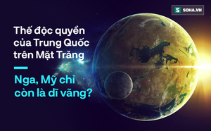 Ráo riết thăm dò Mặt Trăng, Trung Quốc độc chiếm kho báu khổng lồ, cực kỳ đắt đỏ ở đây? - ảnh 7