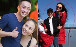 Phản ứng của Đàm Thu Trang khi bị đồn có bầu với Cường Đô la trước ngày cưới - ảnh 2