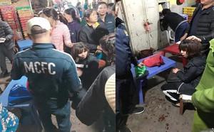 Ninh Bình: Nam thanh niên đâm bạn gái gục ngã, tử vong gần nhà thi đấu tỉnh - ảnh 1