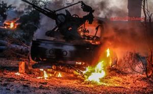 Đặc nhiệm Hổ Syria khiến phiến quân khiếp sợ bỗng lặng tiếng: Rình tung cú vồ mồi sấm sét? - ảnh 6