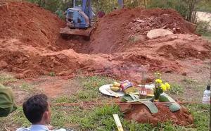 Kẻ giết vợ cuốn chăn vào thi thể phi tang dưới giếng ở Yên Bái: Khai xong em thấy nhẹ người rồi - ảnh 3