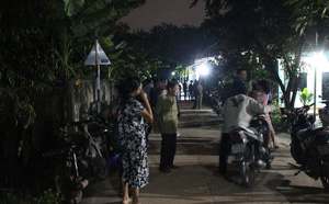 Tìm thấy thêm 1 thi thể nữ giới trong căn nhà nơi phát hiện thi thể bị đổ bê tông giấu trong thùng nhựa - ảnh 1