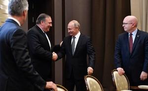 Báo Mỹ lý giải mối quan hệ 'tưởng như thân thiết' giữa Tổng thống Trump và nhà lãnh đạo Nga Putin - ảnh 2