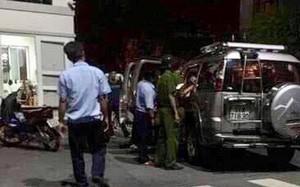 Vụ 2 thi thể đúc bê tông: Công an phóng tỏa kiểm tra khách sạn nhóm nữ nghi phạm lưu trú - ảnh 3