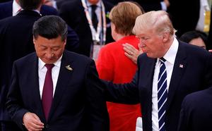 Hai ông Trump - Tập muốn bóp phanh thương chiến, nhưng vẫn còn nhiều nhân tố phá hoại - ảnh 1