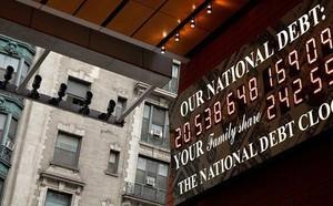 Chính phủ Mỹ đứng trước nguy cơ vỡ nợ vào đầu tháng 9 tới - ảnh 1