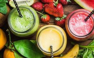 Uống nước trái cây không đường kiểu này, hại hơn nước ngọt!,cườm ủi