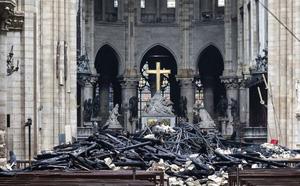 Vụ cháy Nhà thờ Đức Bà Paris: Quỹ đóng góp phục dựng nhà thờ lên tới 1 tỷ euro - ảnh 1