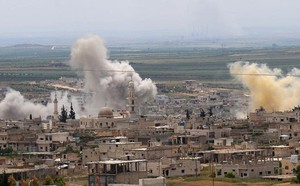 Chiến sự Syria: Hỏa lực bắn phá thỏa thuận Idlib, tình duyên Nga-Thổ có chắc bền lâu? - ảnh 7