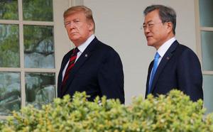 Truyền thông Triều Tiên tố Hàn Quốc chuẩn bị chiến tranh - ảnh 1