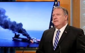 Mỹ cáo buộc Iran tấn công hai tàu chở dầu ở vịnh Oman, Nga phản pháo cực gắt - ảnh 1