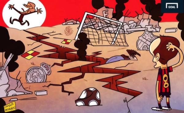 Jose Mourinho đã phá hủy La Liga