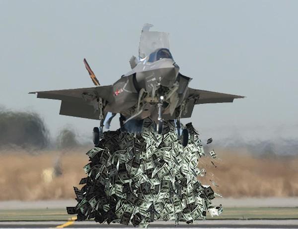Mỹ tung 'thuyết khách F-35' đi trấn an đồng minh