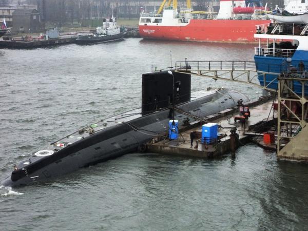 Tàu ngầm Kilo
