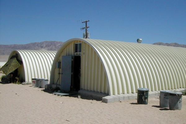 Trung tâm huấn luyện Palms 29 của Lực lượng lính thủy đánh bộ Mỹ đươc xây dựng trên sa mạc với điều kiện khí hậu tương tự như ở Afghanistan.