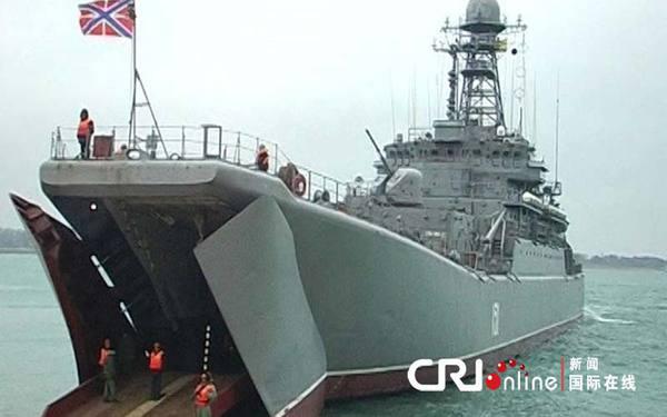 """Ngay sau khi thông tin hải quân Nga tiến hành tập trận quy mô lớn không nằm trong kế hoạch trên biển Đen, truyền thông TQ đã có những nhận định ban đầu về cuộc tập trận """"đáng ngờ"""" của người Nga."""