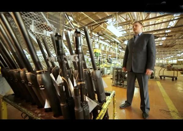 Ngoài sản xuất, nhà máy Izhmash cũng là nơi thử nghiệm, nghiên cứu khả năng hoạt động của các dòng súng trong nhiều điều kiện khác nhau.