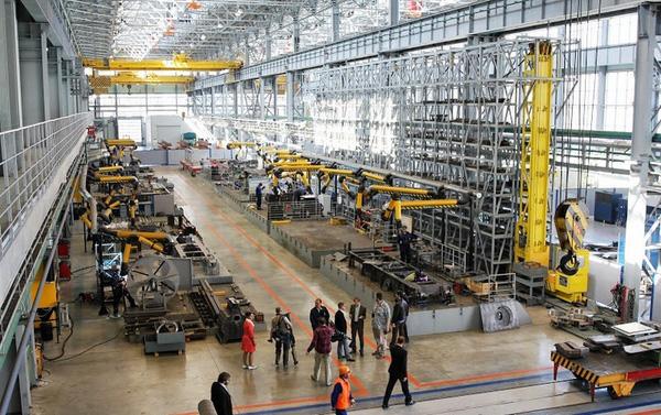 Obukhov sử dụng những hệ thống dây chuyền công nghệ rất hiện đại để phục vụ cho việc chế tạo các hệ thống tên lửa phòng không S-300 và S-400.