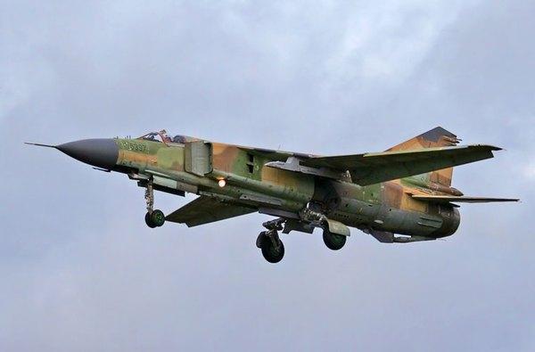 Tiêm kích MiG-23ML được đánh giá có độ cơ động cao, tải trọng vũ khí lớn, radar tầm xa (hơn so với MiG-21). Ảnh minh họa