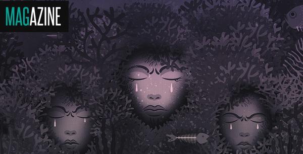 ĐỒ HOẠ ĐẶC BIỆT: Formosa, nước mắt biển và sự cúi đầu