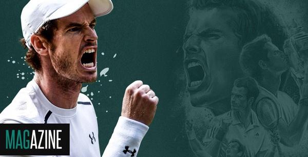 Andy Murray - Vượt qua nỗi đau tuổi thơ để đặt chân lên ngôi số 1 thế giới