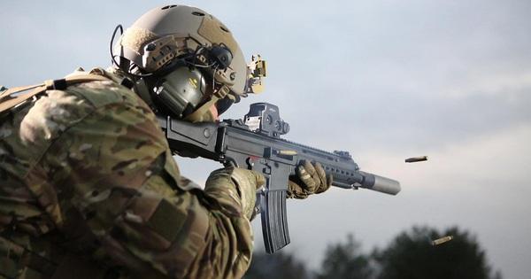 Súng trường tấn công HK433 – Sự kết hợp hoàn hảo giữa HK G36 và HK416